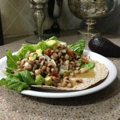 Black-eyed Pea Summer Salad